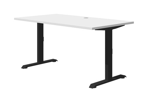 Summit II - Fixed-height straight desk@Free delivery