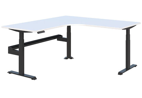 Summit II plus - height adjust / corner workstation @Free delivery