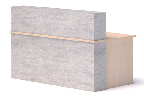Block Reception desk@Free delivery