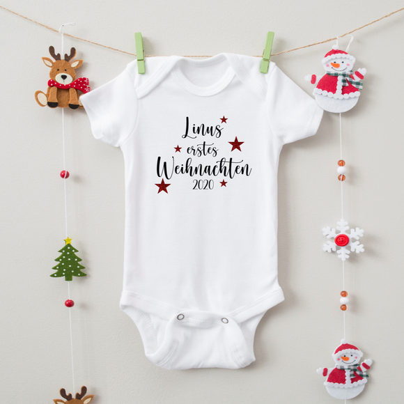 My first Christmas *personalisiert*