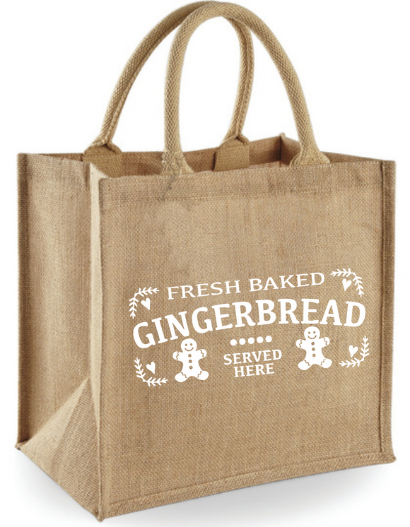 Jute Shopper *Bakery*