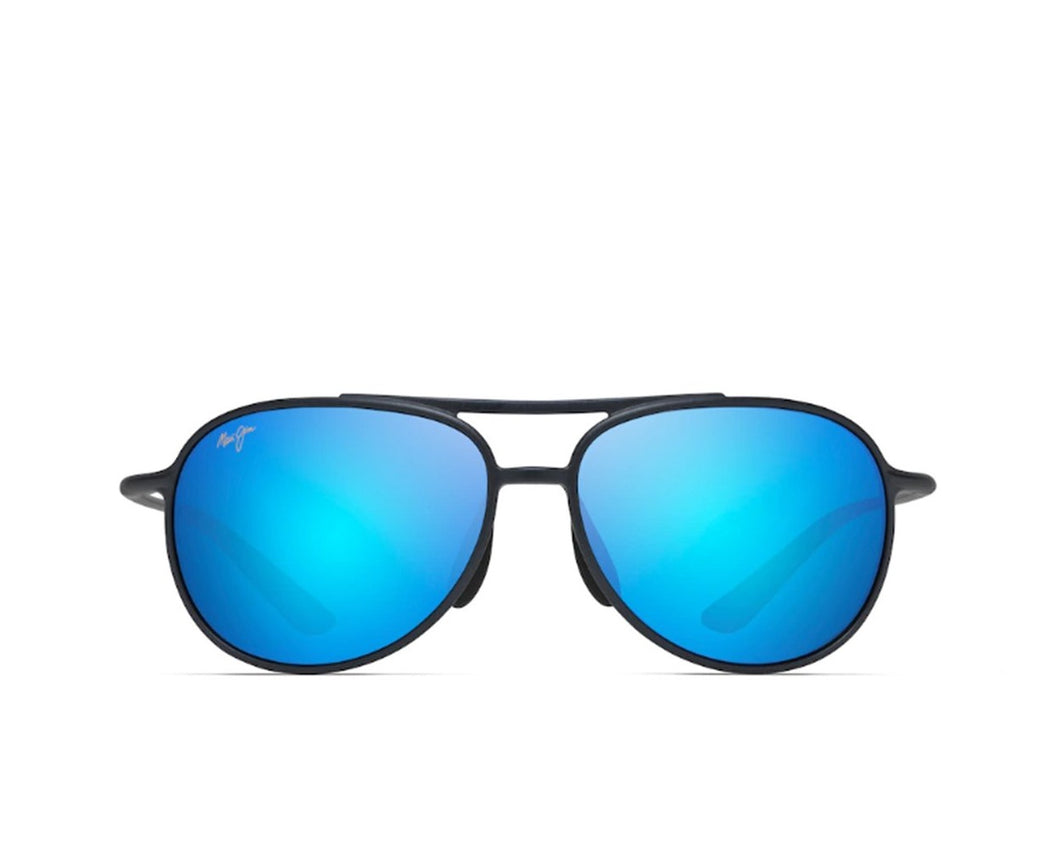 Maui Jim B438-03M Alelele Brigde Blue Hawaii M Blue