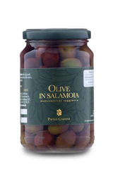 Olive Taggiasche in Salamoia - 370ml