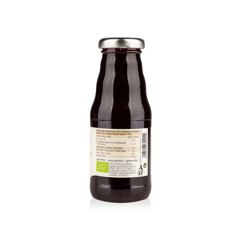Smoothie di Mirtilli Neri - 200ml