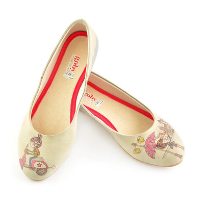 Girls Life Ballerinas Shoes 1001