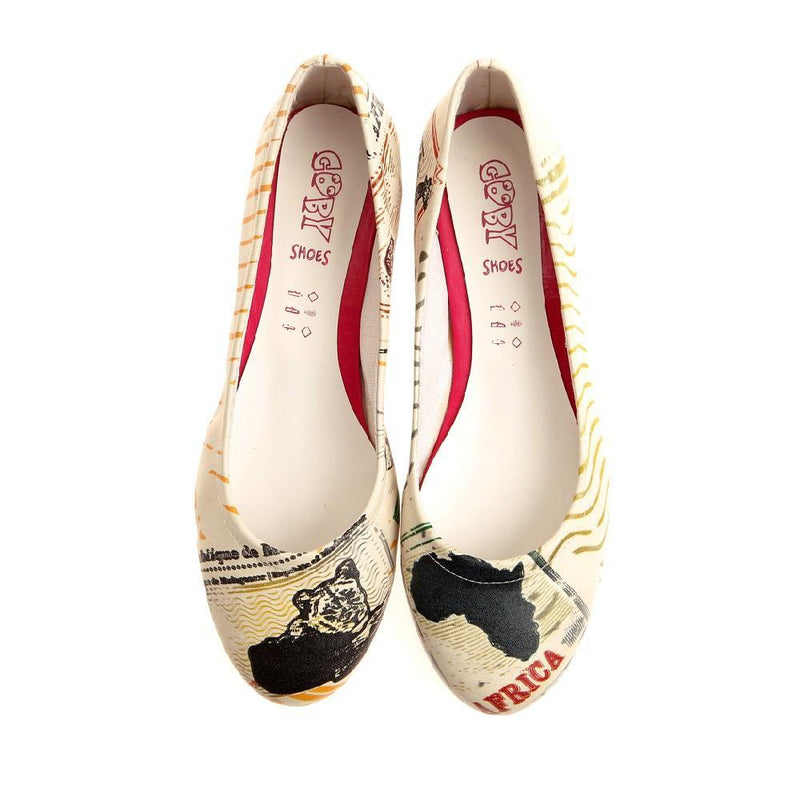 Ballerinas Shoes 1008