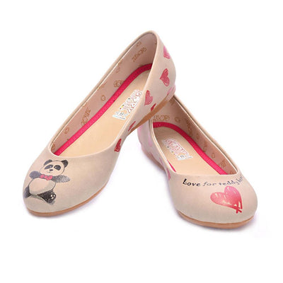 Panda Ballerinas Shoes 1070