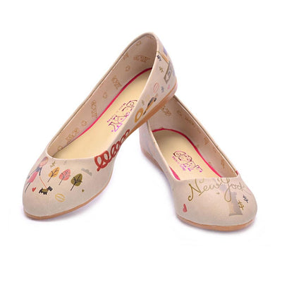 New York Dream Ballerinas Shoes 1088
