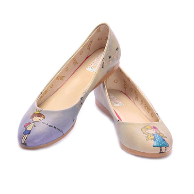 Cute Girl and Boy Ballerinas Shoes 2015