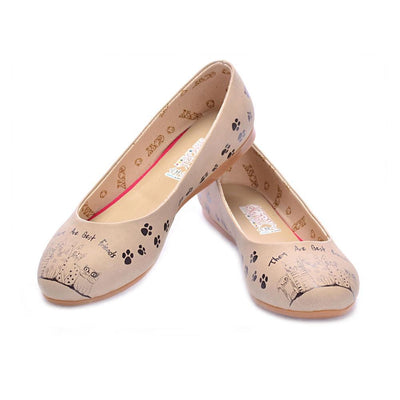 Best Friend Cats Ballerinas Shoes 2022