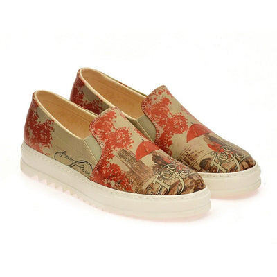 Slip on Sneakers Shoes AVAN304