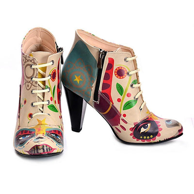 Clown Ankle Boots BT306