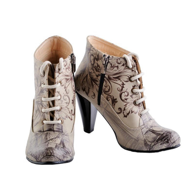In the Ocean Ankle Boots BT310