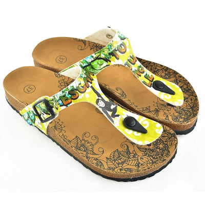 Escape to Jungle Sandal CAL508
