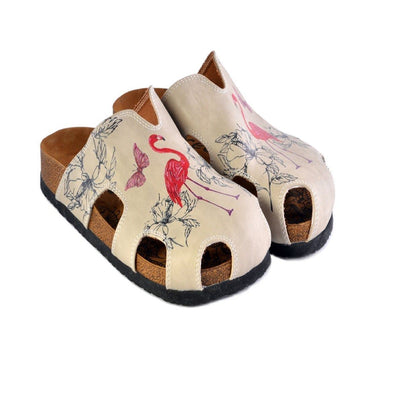 Flamingo Clogs CAL609