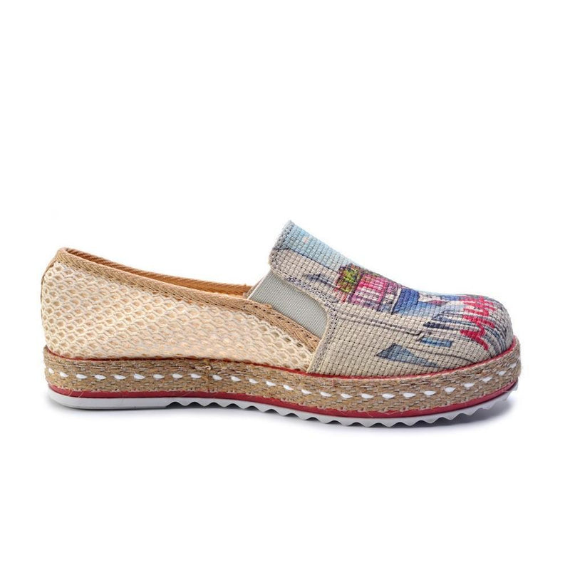 Slip on Sneakers Shoes DEL123