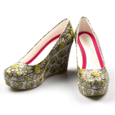 Daisy Heel Shoes DLG5115