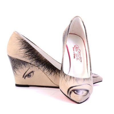 Eyes Heel Shoes DSTL503