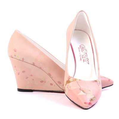 Teddy Bear Heel Shoes DSTL504