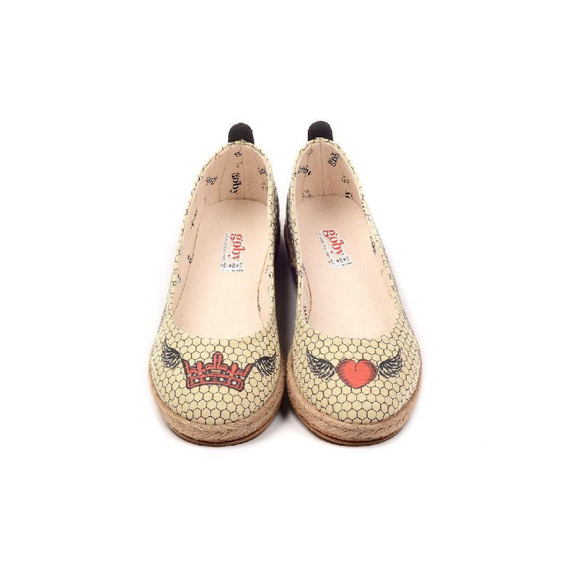 Ballerinas Shoes FBR1239