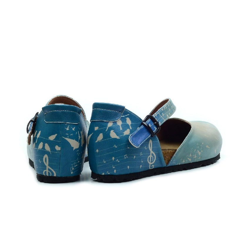 Ballerinas Shoes GBL315