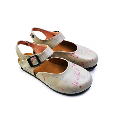 Ballerinas Shoes GBL409