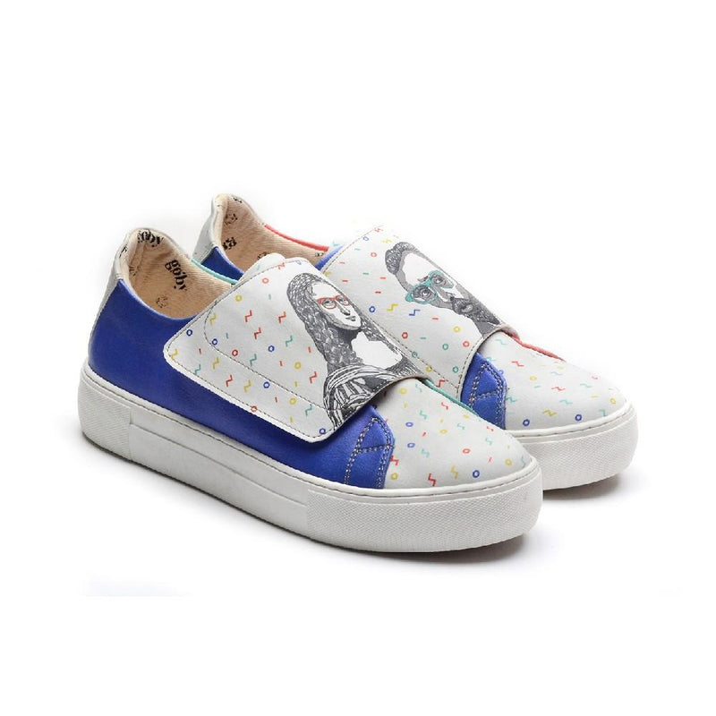 Slip on Sneakers Shoes GCS102