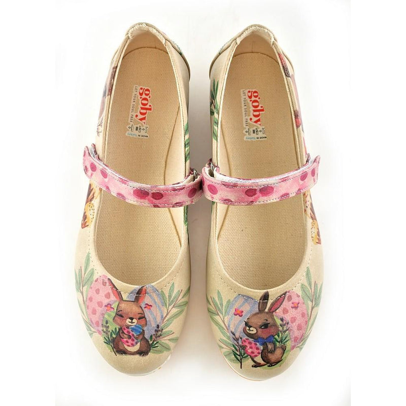 Ballerinas Shoes GOB103