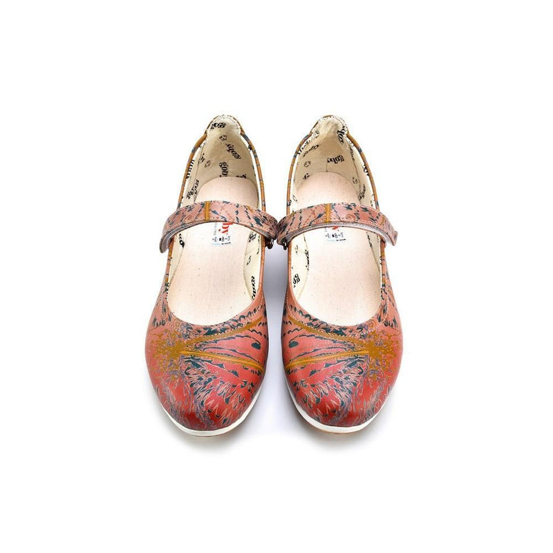 Ballerinas Shoes GOB111