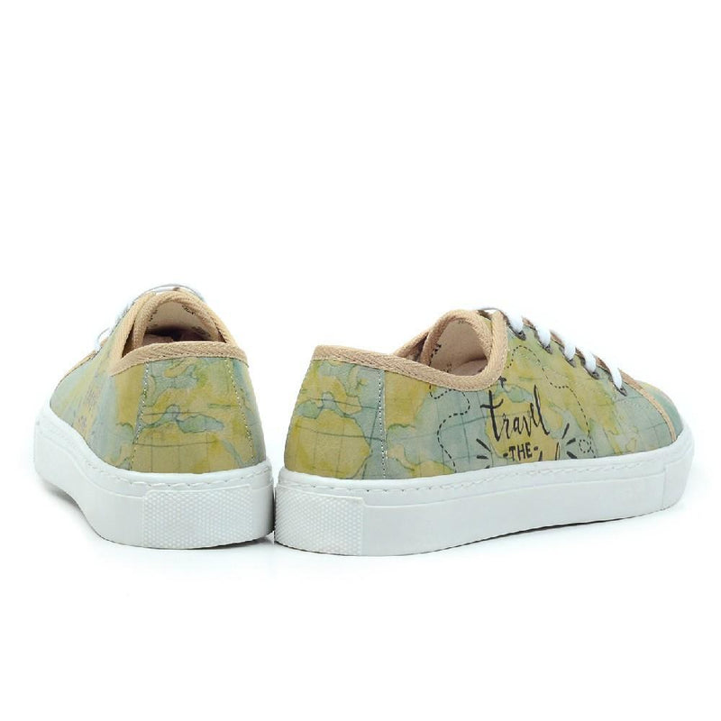 Slip on Sneakers Shoes GSP103