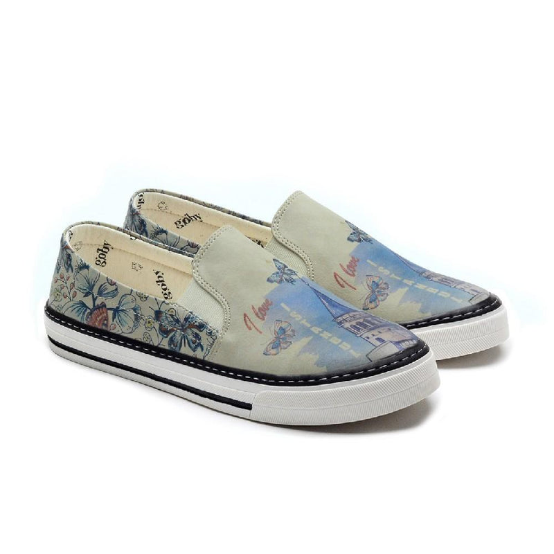 Slip on Sneakers Shoes GVN4007