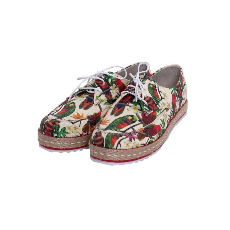 Parrots Slip on Sneakers Shoes HSB1683