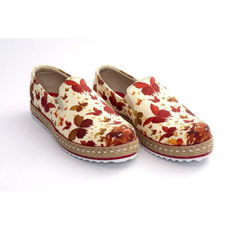 Leaves Slip on Sneakers Shoes HV1565