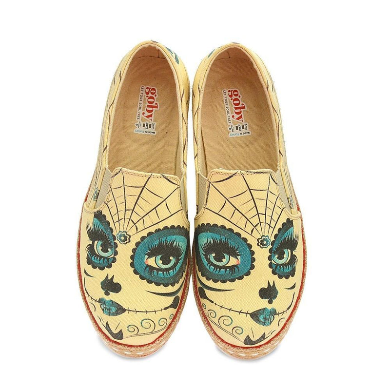 Spider Woman Slip on Sneakers Shoes HV1569