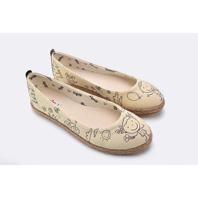 Ballerinas Shoes KB1001
