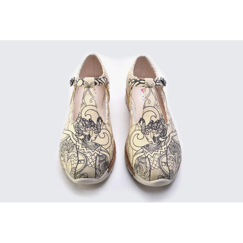 Ballerinas Shoes KB1501