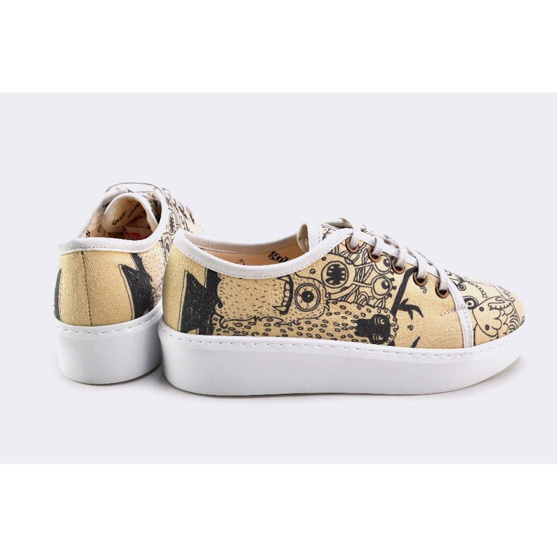 Slip on Sneakers Shoes KB1901