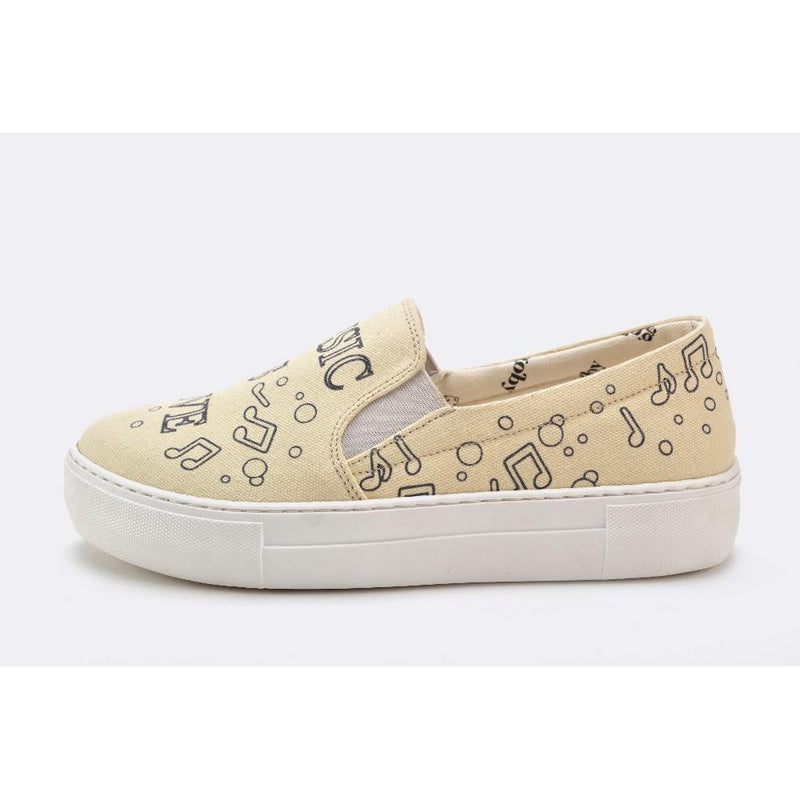 Slip on Sneakers Shoes KB807