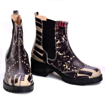 Jazz Short Boots LAS107
