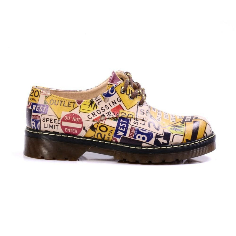 Signs Oxford Shoes MAX103