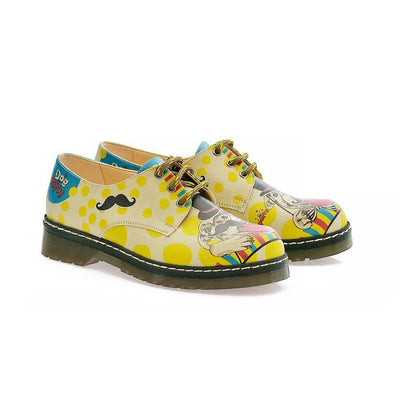 Dog Party Oxford Shoes MAX104