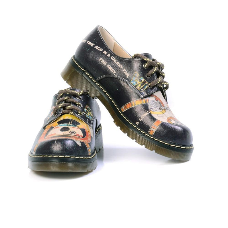 Wars Oxford Shoes MAX106