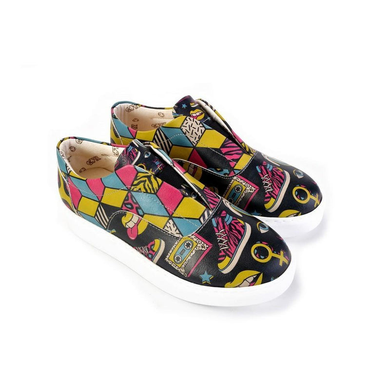Slip on Sneakers Shoes MYN301