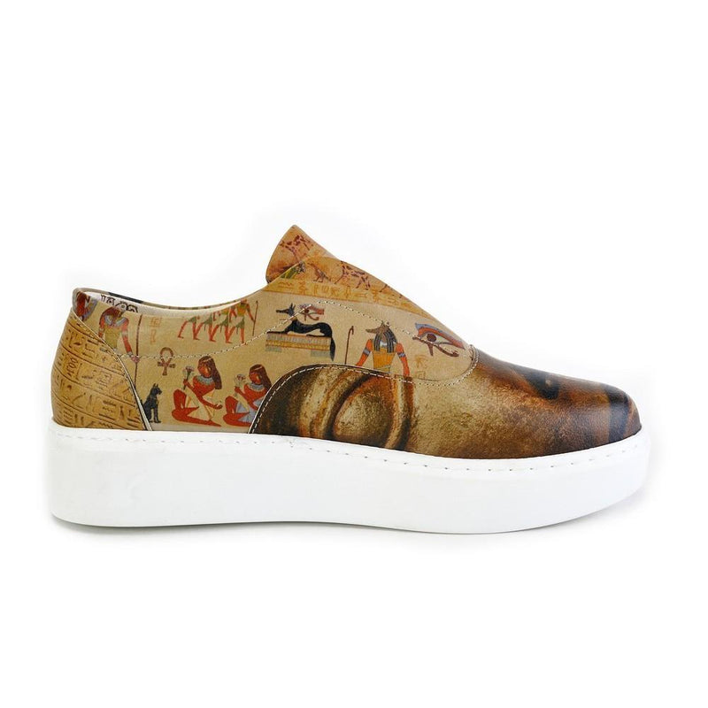 Slip on Sneakers Shoes MYN303