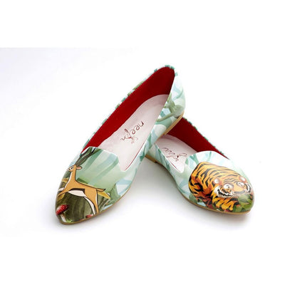 Wild Life Ballerinas Shoes NBL218