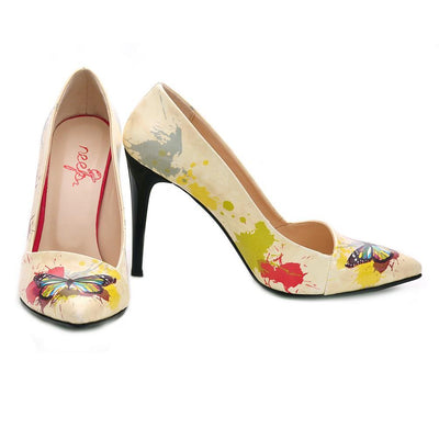 Butterfly Heel Shoes NBS203