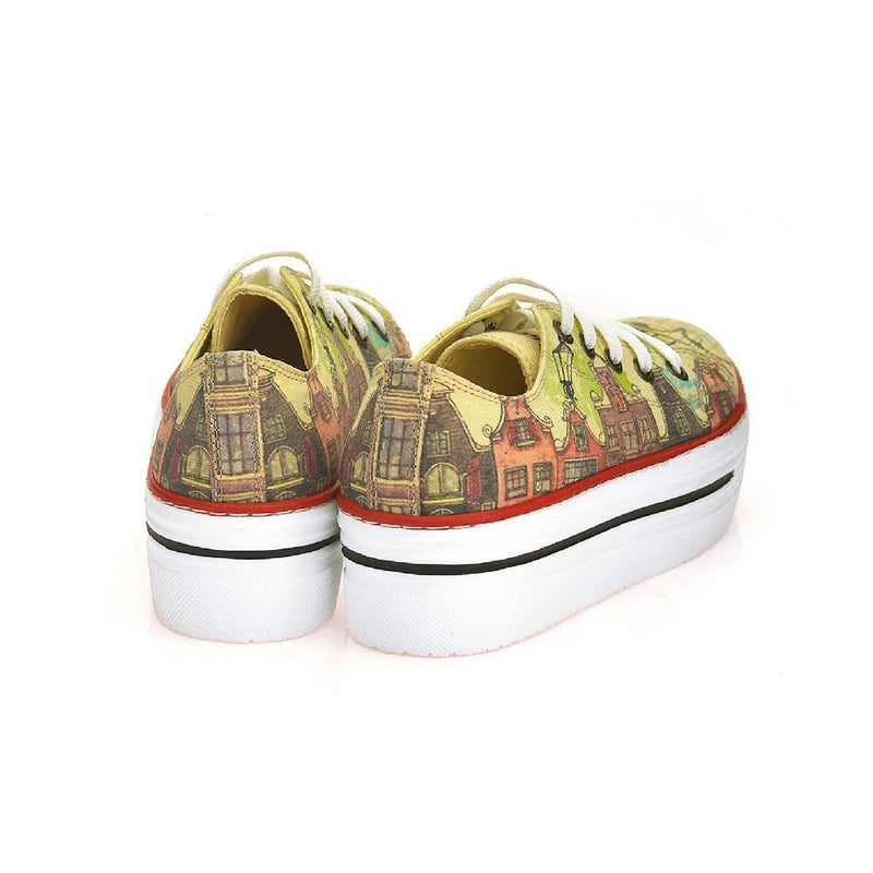 Slip on Sneakers Shoes NCV201