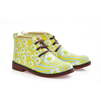 Daisy Ankle Boots NHP109