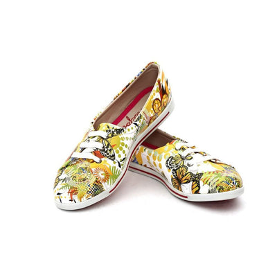 Butterfly Ballerinas Shoes NLS61