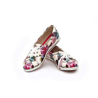 Hearts Ballerinas Shoes NLS64